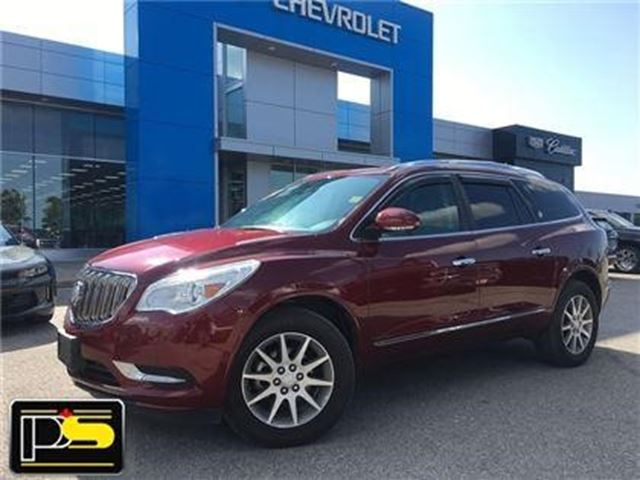 2015 BUICK ENCLAVE Leather in Barrie, Ontario