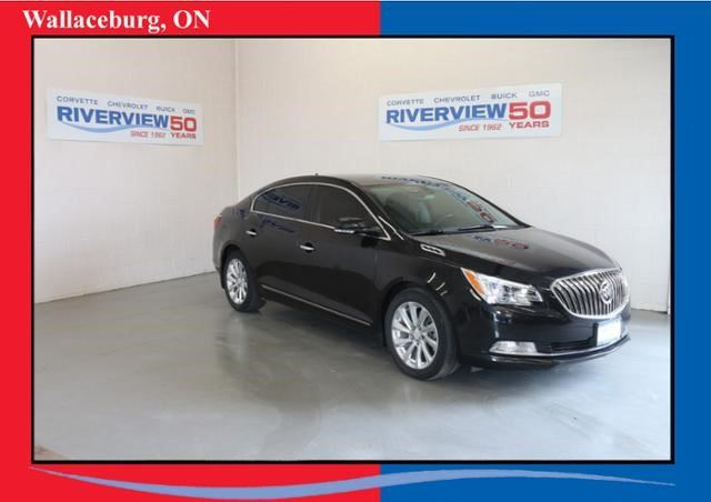 2014 BUICK LACROSSE Leather in Wallaceburg, Ontario