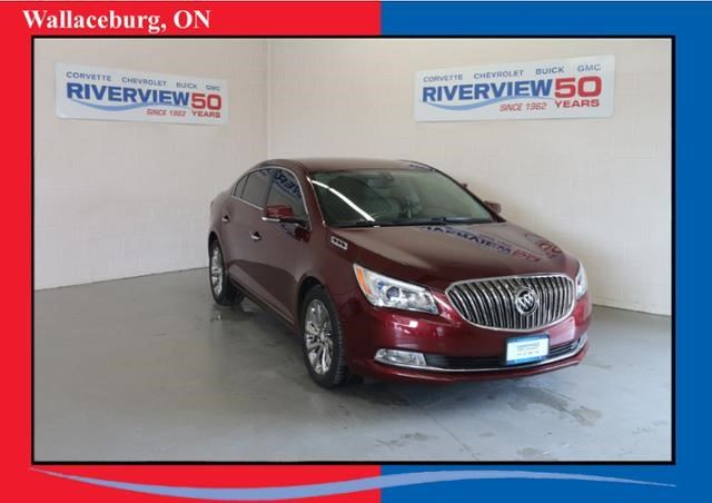 2015 BUICK LACROSSE Leather in Wallaceburg, Ontario