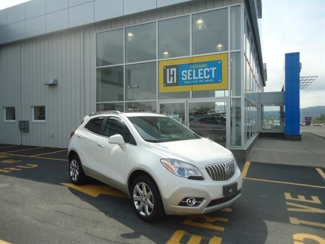 2016 Buick Encore Leather in Clarenville, Newfoundland And Labrador