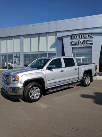 2015 GMC SIERRA 1500 SLT in Cold Lake, Alberta