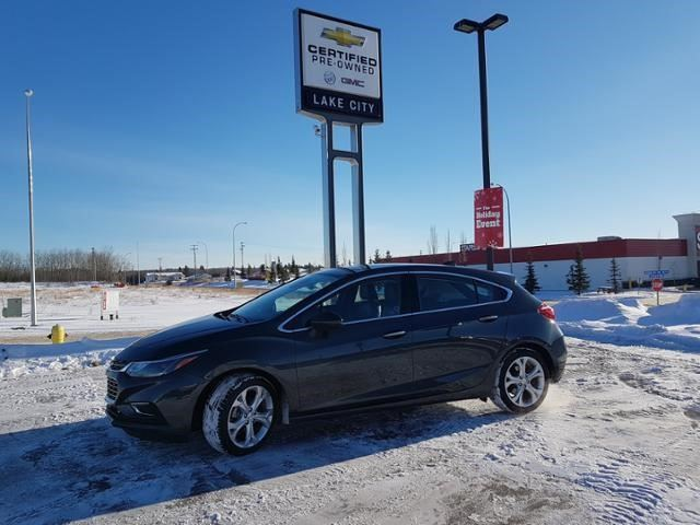 2017 CHEVROLET CRUZE Premier in Cold Lake, Alberta