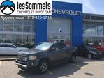 2015 GMC Canyon 4WD SLE in Mont-tremblant, Quebec