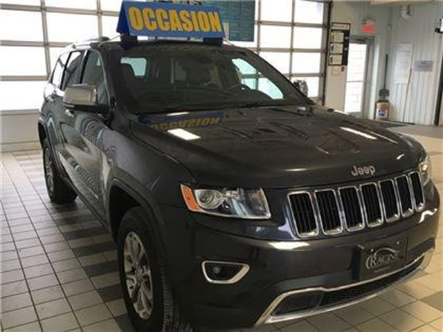 2016 JEEP GRAND CHEROKEE Limited in Saint-jean-sur-richelieu, Quebec