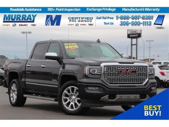 2016 GMC Sierra 1500 Denali in Moose Jaw, Saskatchewan