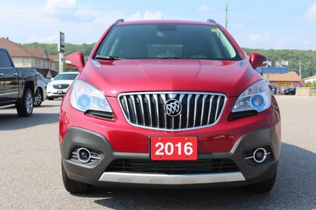 2016 BUICK ENCORE Sport Touring in North Bay, Ontario