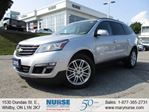 2015 Chevrolet Traverse LT in Whitby, Ontario