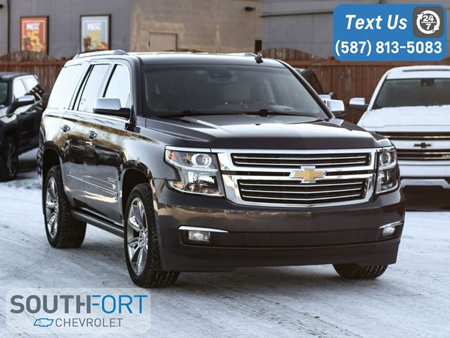 2015 Chevrolet Tahoe LTZ in Fort Saskatchewan, Alberta