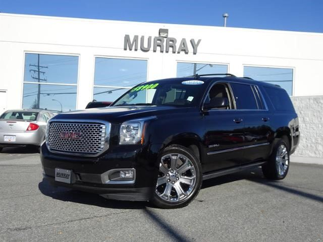 2015 GMC YUKON XL Denali in Abbotsford, British Columbia