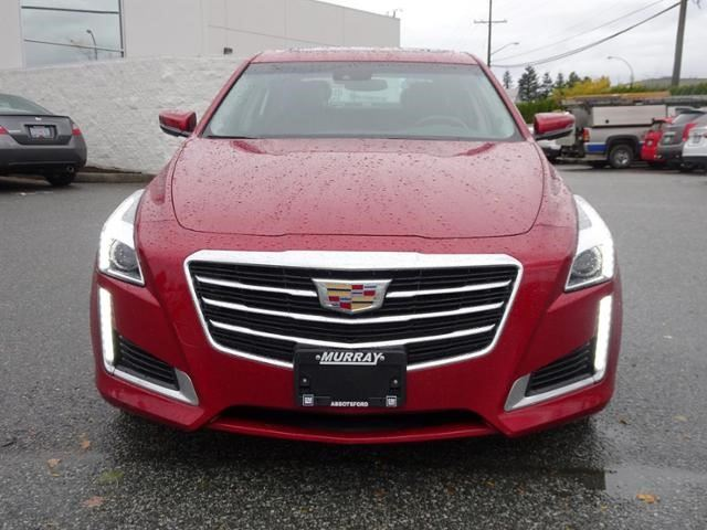 2016 CADILLAC CTS Luxury AWD in Abbotsford, British Columbia