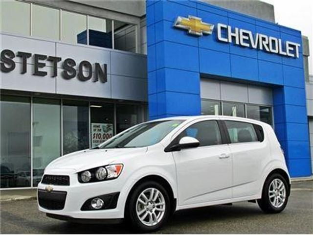 2014 CHEVROLET SONIC LT in Drayton Valley, Alberta