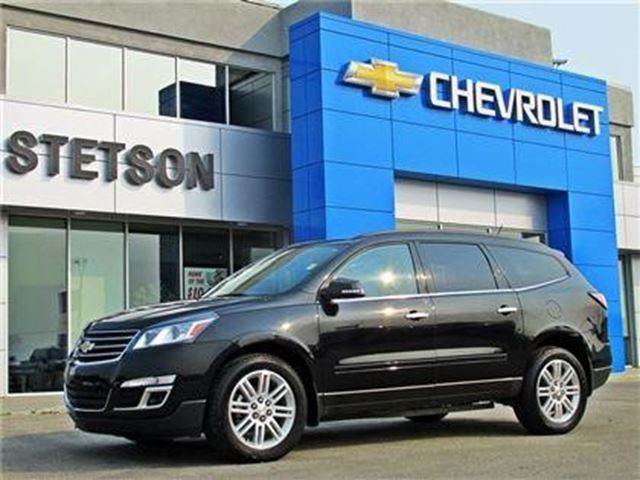 2015 CHEVROLET TRAVERSE LT in Drayton Valley, Alberta