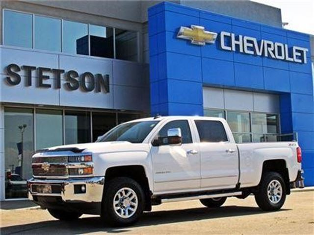 2016 CHEVROLET SILVERADO 2500  LTZ in Drayton Valley, Alberta
