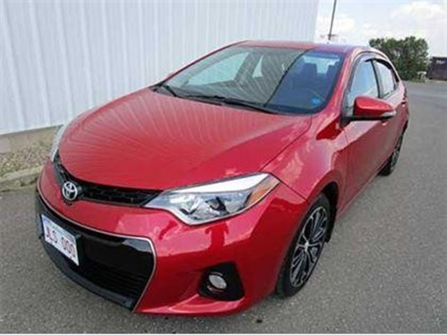 2014 TOYOTA COROLLA CE in Grand Falls-Grand-Sault, New Brunswick