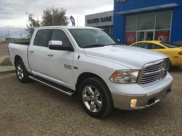 2015 Dodge RAM 1500 Big Horn in Shaunavon, Saskatchewan