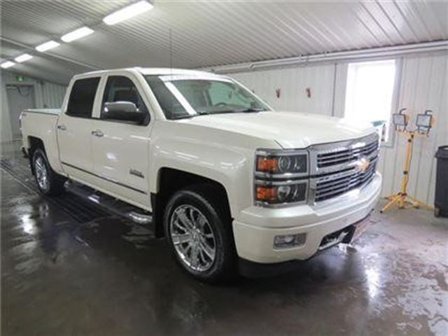 2014 CHEVROLET Silverado 1500 High Country in Tracadie-Sheila, New Brunswick