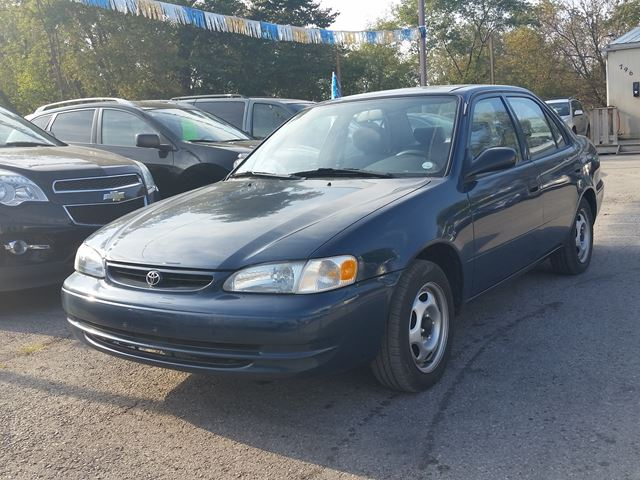1998 toyota corolla ve certified blue gb services. Black Bedroom Furniture Sets. Home Design Ideas