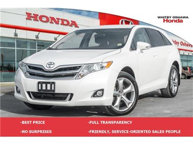 2015 TOYOTA Venza V6 AWD   Automatic in Whitby, Ontario
