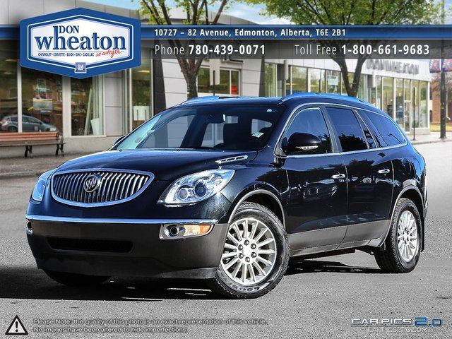 2012 BUICK Enclave CXL AWD, Alberta Vehicle, Well-Maintained in Edmonton, Alberta