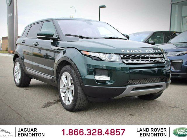 2013 LAND ROVER RANGE ROVER EVOQUE Pure Premium - CPO 6yr/160000kms manufacturer warranty included until September 29, 2019! CPO rates starting at 0.9%! Local Edmonton Trade In | Navigation | Surround Camera System | Parking Sensors | Blind Spot Monitor | Adaptive Xenon Headlamps | Pa in Edmonton, Alberta
