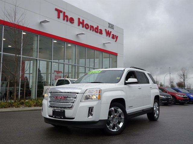 2014 GMC TERRAIN SLT FWD in Abbotsford, British Columbia