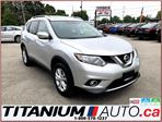 2014 Nissan Rogue SV+AWD+Camera+Pano Roof+Heated Power Seats+Fog Lig in London, Ontario
