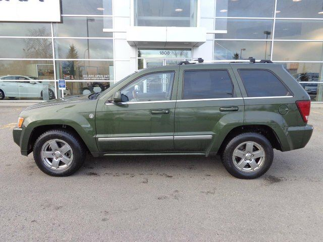 2007 JEEP GRAND CHEROKEE Overland in Red Deer, Alberta
