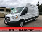 2017 Ford Transit 148 WB *Walk-in High Roof*Extended in Winnipeg, Manitoba