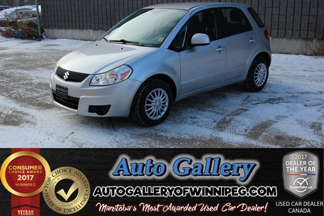 2012 SUZUKI SX4  JA *Low Kms! in Winnipeg, Manitoba