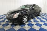 2008 Cadillac CTS 4 AWD/ACCIDENT FREE/SUNROOF/LEATHER in Winnipeg, Manitoba