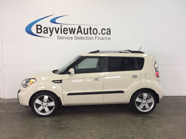 2010 KIA SOUL 4U- ALLOYS|SUNROOF|HTD SEATS|BLUETOOTH|CRUISE! in Belleville, Ontario