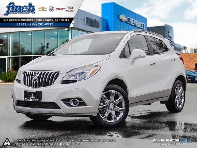 2016 BUICK Encore Leather in London, Ontario