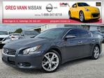 2012 Nissan Maxima 3.5 SV w/all leather,pwr moonroof,pwr group,heated seats,climate control,rear cam in Cambridge, Ontario