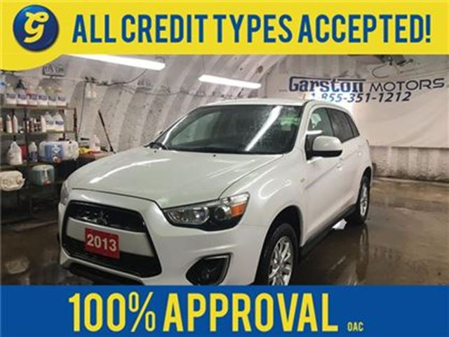 2013 MITSUBISHI RVR SE*CVT*AWD*PHONE CONNECT*HEATED FRONT SEATS*KEYLES in Cambridge, Ontario