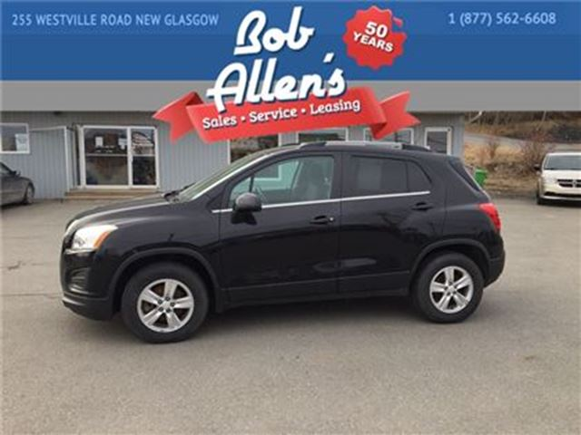 2015 CHEVROLET Trax LT1 AWD in New Glasgow, Nova Scotia