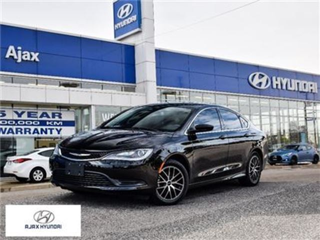 2015 CHRYSLER 200 LX A/C Bluetooth 2 Sets of Wheels and Tires! in Ajax, Ontario