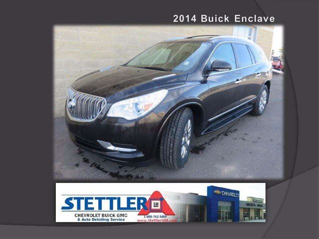 2014 Buick Enclave Premium All-wheel Drive Sport Utility in Stettler, Alberta