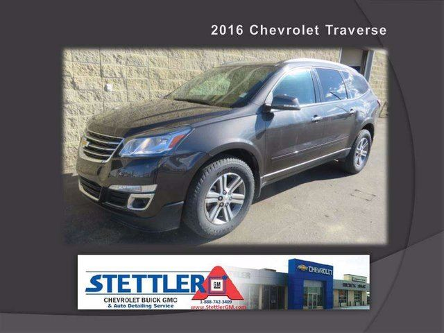 2016 CHEVROLET TRAVERSE 1LT All-wheel Drive in Stettler, Alberta