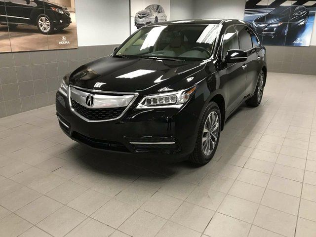 2015 ACURA MDX Navigation SH-AWD *New Tires, Brakes 70%* in Calgary, Alberta