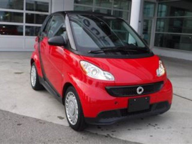 2013 SMART FORTWO Pure in Coquitlam, British Columbia
