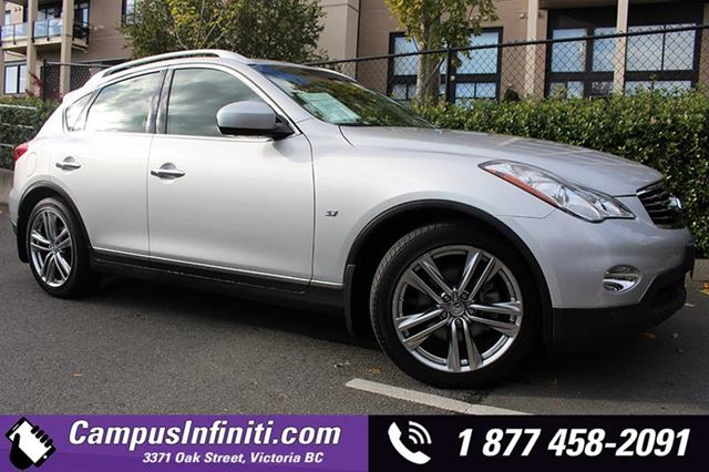 2015 INFINITI QX50 AWD Journey Premium in Victoria, British Columbia