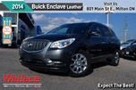 2014 Buick Enclave LEATHER/DUAL SUNROOF/HTD STS/TOW PKG/REAR CAM in Milton, Ontario
