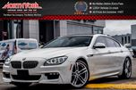 2014 BMW 6 Series 650i xDrive Cold Wthr.Pkg NightVision Pkng_Sensors Heat Seats in Thornhill, Ontario