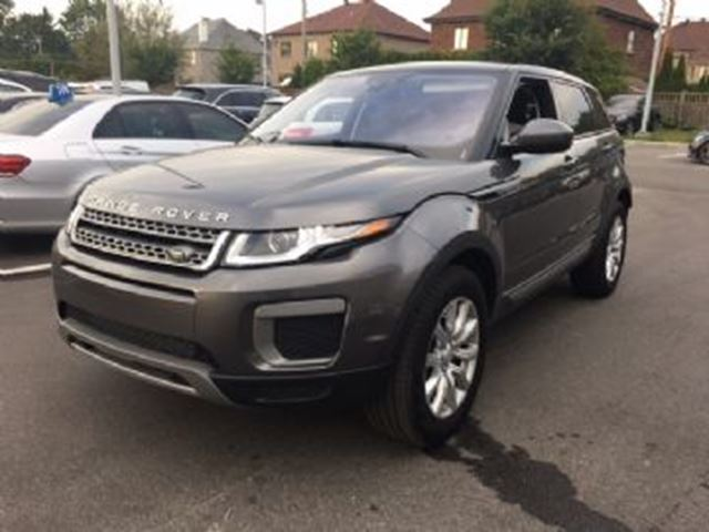 2017 LAND ROVER RANGE ROVER EVOQUE AWD $500 gift card at dealer in Mississauga, Ontario