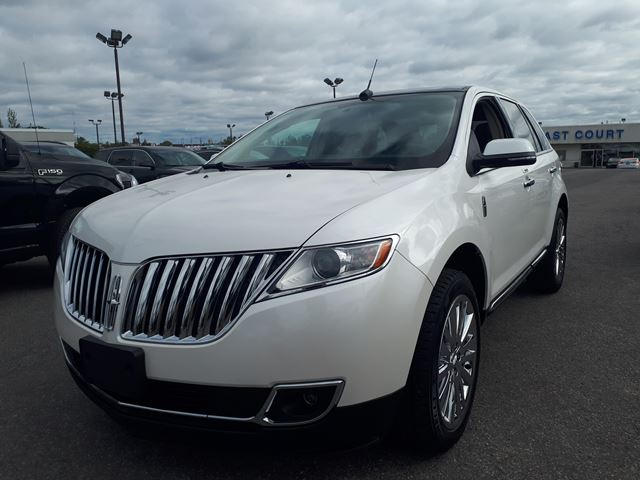 2014 LINCOLN MKX           in Scarborough, Ontario