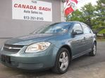 2009 Chevrolet Cobalt FREE FREE !! 4 NEW WNTR TIRES OR 12M.WRTY+SAFETY $3990 in Ottawa, Ontario