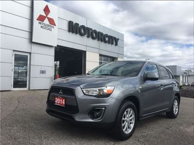 2014 MITSUBISHI RVR - Automatic - Air conditioning - 4x4 - in Whitby, Ontario