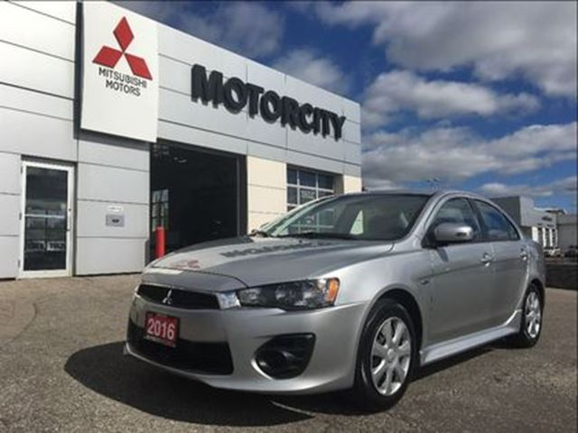 2016 MITSUBISHI LANCER Balance of Factory Warranty in Whitby, Ontario