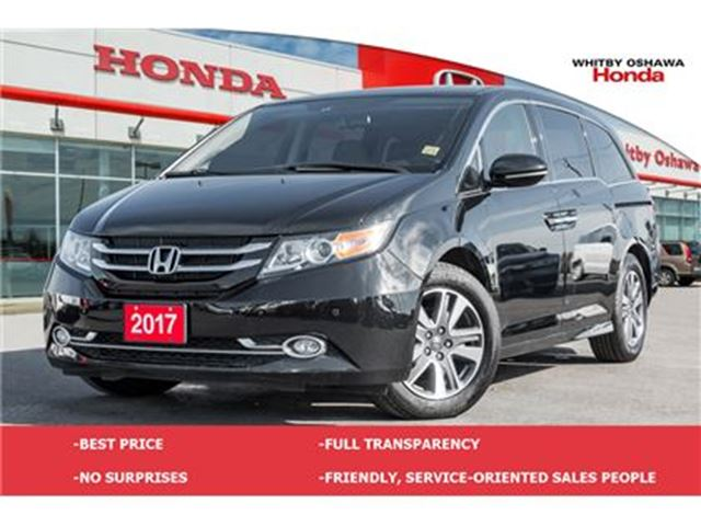 2017 honda odyssey touring automatic whitby ontario car for sale 2889086. Black Bedroom Furniture Sets. Home Design Ideas
