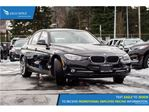 2016 BMW 3 Series Xdrive Sunroof and Leather Upholstery Sunroof and in Coquitlam, British Columbia